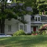 Foto van The House in Pumpkin Hollow Bed and Breakfast
