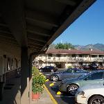 exterior view of the motel