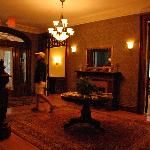 Lobby of Thaddeus Clapp House