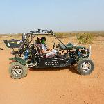 excursion en buggy! a faire absolument!
