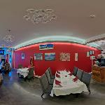 A 360 degree view of Kitchen Eldhus