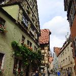 Rothenburg town