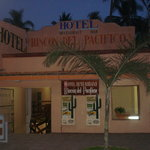 Hotel Rincon del Pacifico