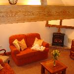 Ciderhouse Cottage is one of 3 charming WTB 4 & 5 Star Self Catering Cottages