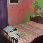  The single room at Supernova Hostel