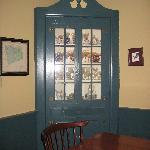 18th Centry Built-in Dining Room Cupboard