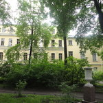 Anna Akhmatova Museum at Fountain House (Fontanny Dom)
