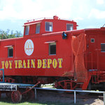 Toy Train Depot