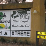  Sign on road between Hazyview and Sabie