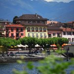 Piazza Ascona, Hotel &amp; Restaurants