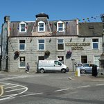Kings Arms Hotel, Dalbeattie.