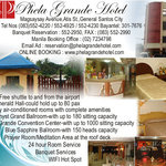 Phela Grande Hotel and Convention Center General Santos