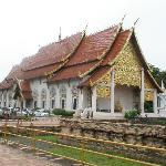  templo en Chiang Mai
