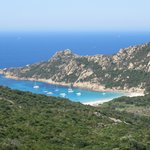 Roccapina Beach