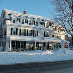 Cranmore Inn - winter view