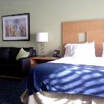 Foto de Holiday Inn Express Hotel & Suites Rock Springs Green Rive