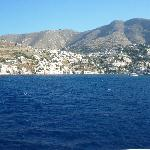  Arriving in Symi