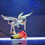Photo de Chaoyang Theatre Acrobatics Show