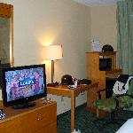 Foto van Fairfield Inn & Suites Roanoke North