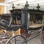A hearse of old!