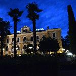  Hotel Opatija at night