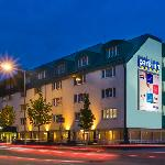 ‪Park Inn by Radisson Uno City Vienna‬