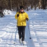 great Xcountry skiing