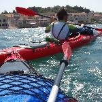 Adria Kayaking