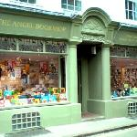Our period shopfront