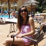 Relax by the pool..:)