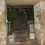 Entryway of Jesuit House
