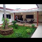Open areas to relax, read and enjoy Nicaraguan weather