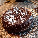 Heather's lava cake