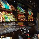  The bar at Earls Whitehorse