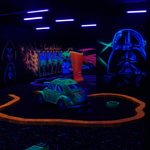 Putz n Glo Indoor Black Light Miniature Golf
