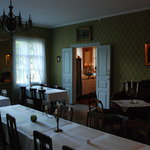 Kvarnbo Gästhem breakfast room