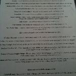  menu 2011-08-13
