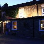 Evening At The Horseshoe Inn