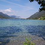 View from Weissensee
