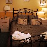  The rooms look just like on the B&amp;Bs website.