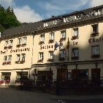  Hotel Oranienburg, Vianden.