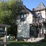 Foto van Custer Mansion B&B