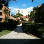Foto van Courtyard by Marriott San Antonio Downtown/Market Square