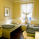  Double-room as presented on the hostel&#39;s website