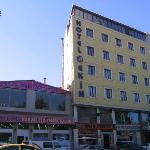 Ekin Hotel outside