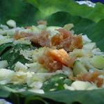 The food is exceptional, in quality and quantity, appetizers after surfing, snorkeling and kayak