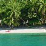 grab a kayak and visit other pristine parts of this amazing little island...