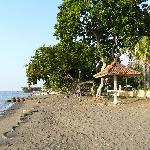 Puri Saron Hotel Baruna Beach Cottages Bali Foto
