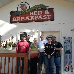 Foto van Strawberry Bed and Breakfast
