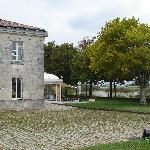  Cot Charente &amp; salle restauration